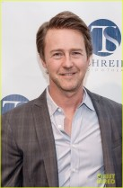 NEW YORK, NY - APRIL 26: Actor and event honoree Edward Norton attends the T. Schreiber Studio and Theatre's 46th Anniversary Gala held at Helen Mills Theater on April 26, 2015 in New York City. (Photo by Grant Lamos IV/Getty Images)